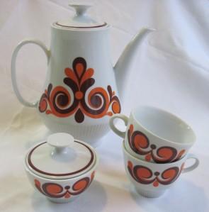 Colditz Teapot