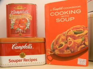Campbells Soup Tins