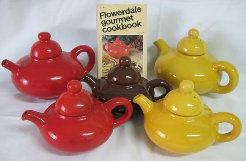 Hayhoe Teapot Collection