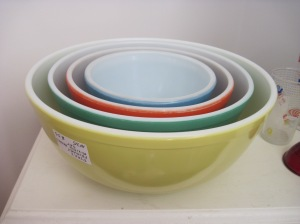 Pyrex primary Set