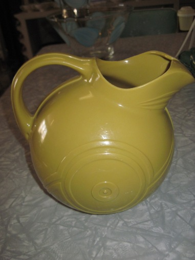 Plastic Ball Jug