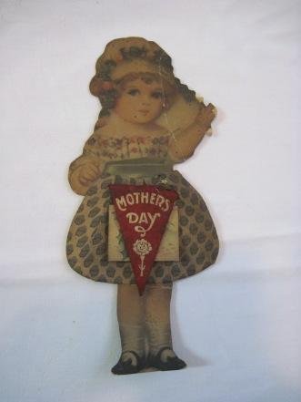 1925 Calendar Card