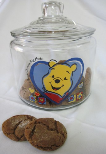 Pooh cookie Jar