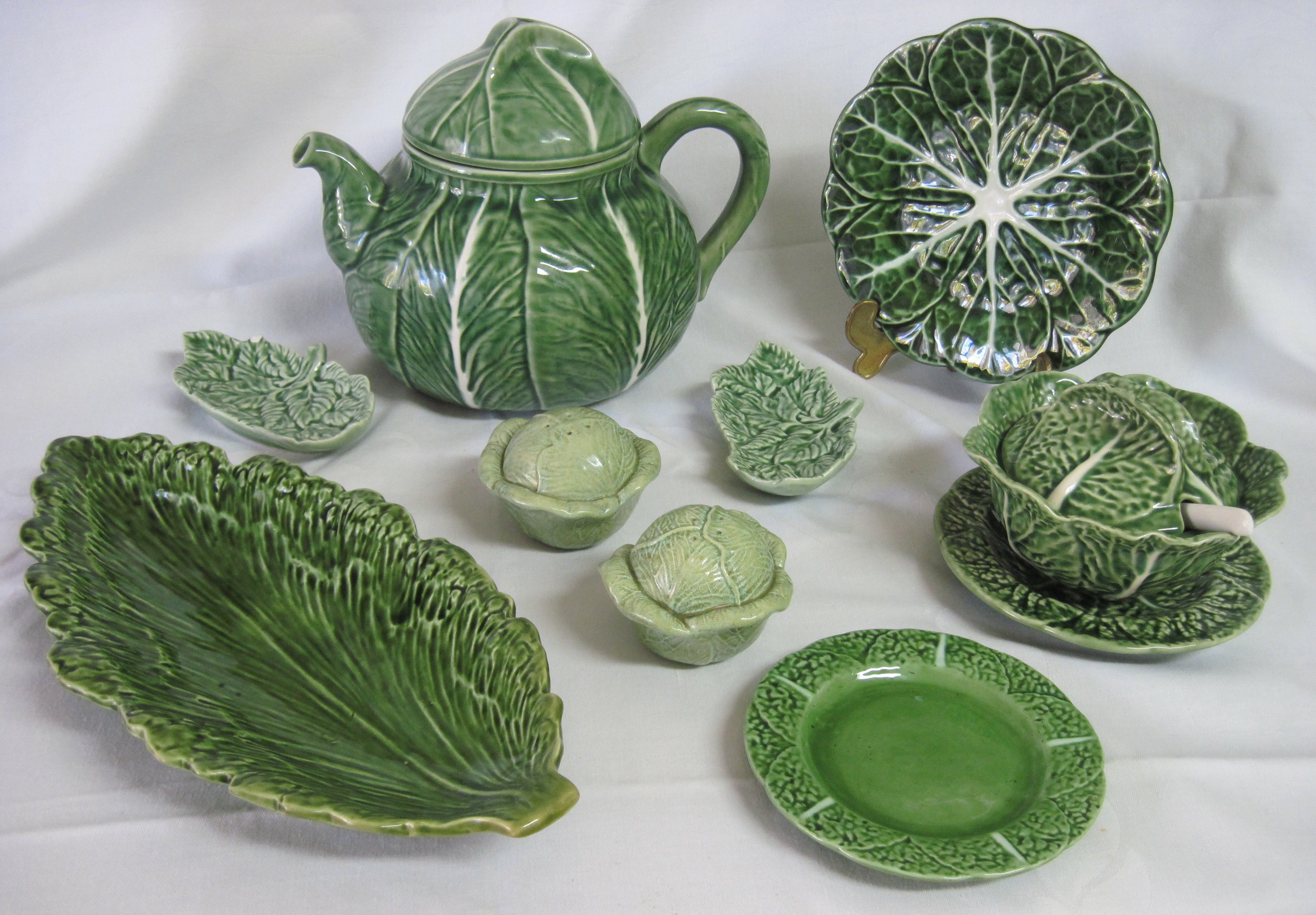 From ... & Pretty Cabbage Pottery | fabfindsblog