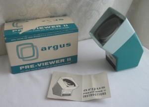 Argus viewer