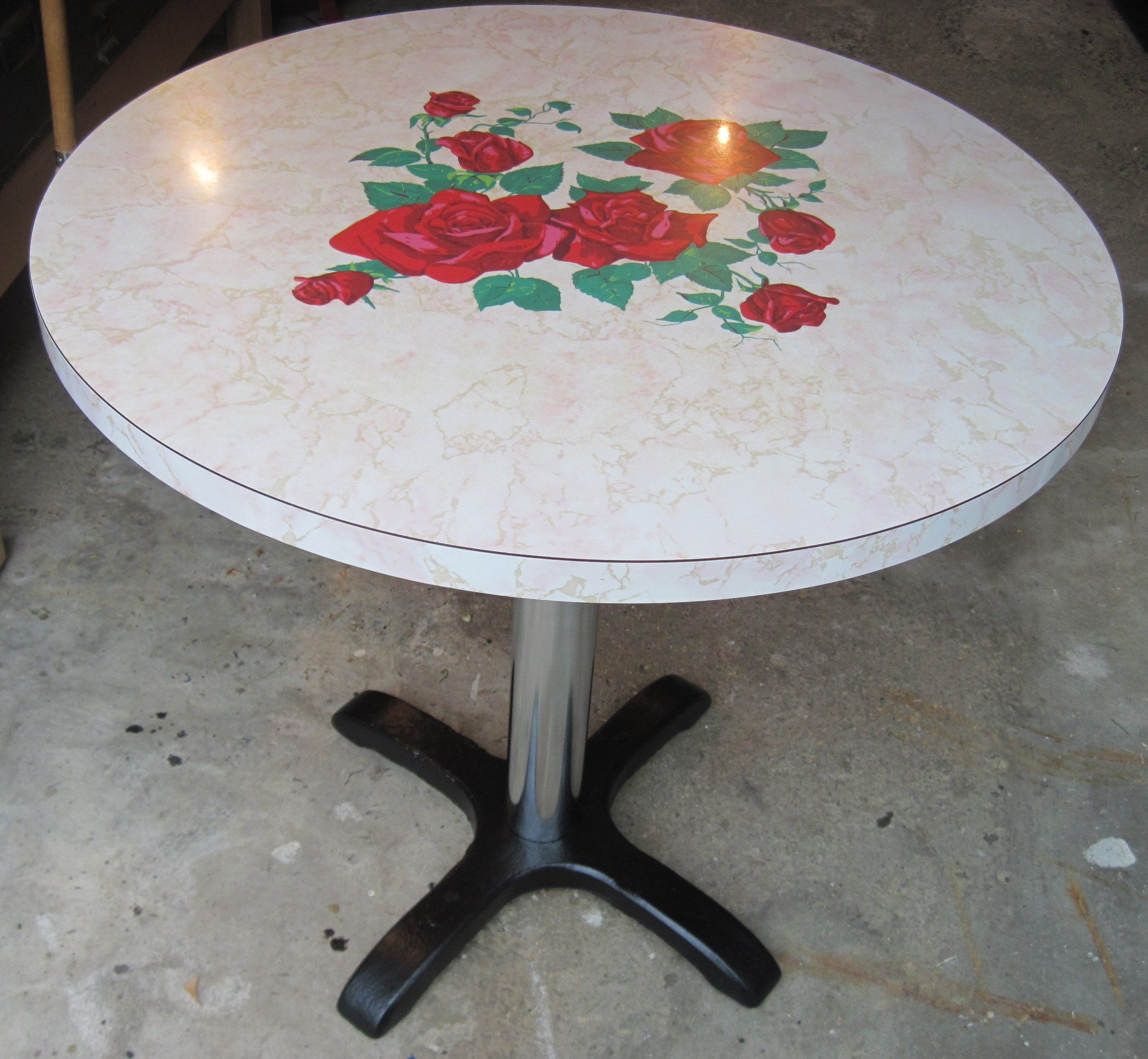 1960 Formica Coffee Table