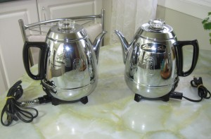 General Electric coffee makers