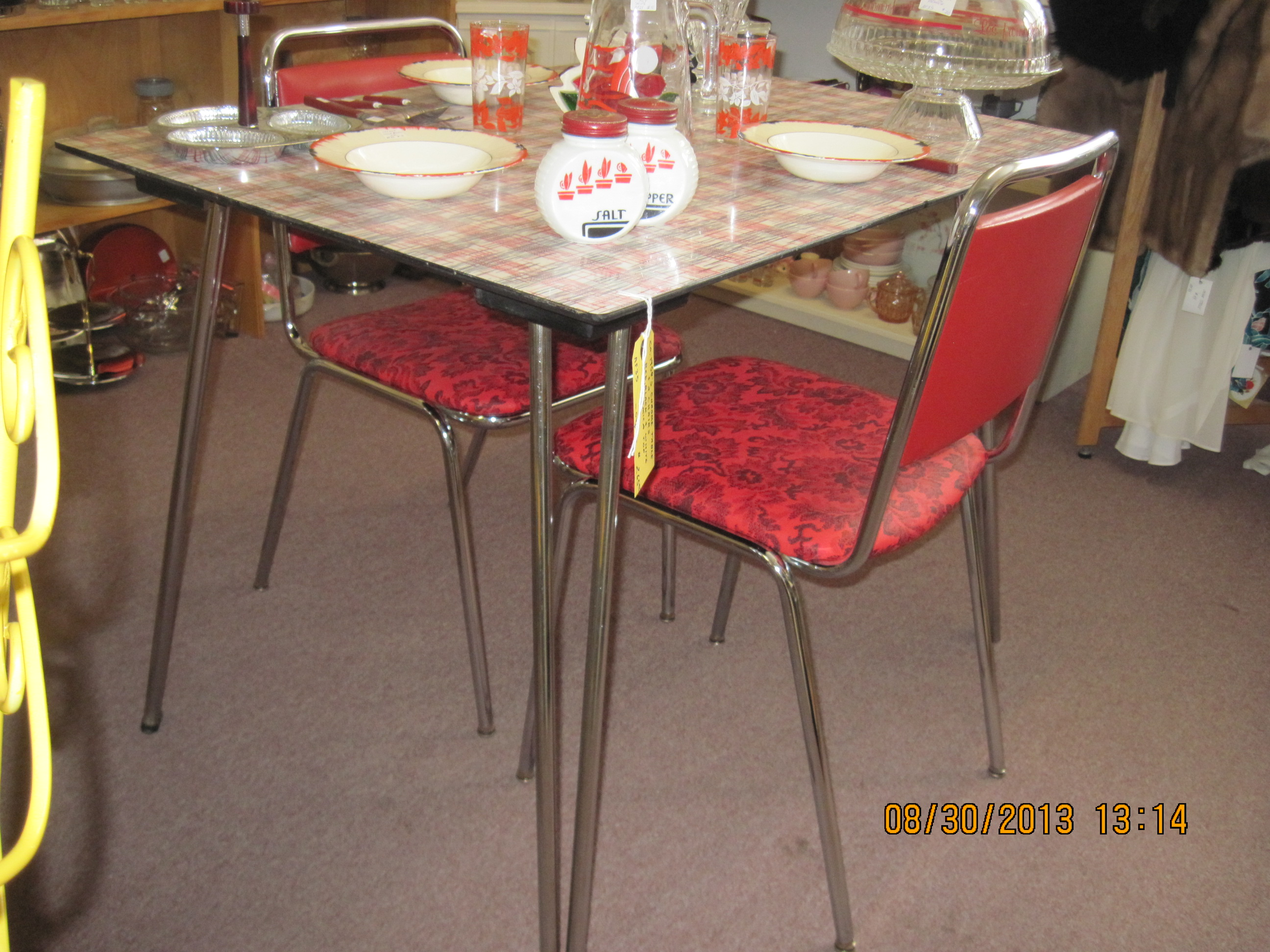 chrome table | fabfindsblog
