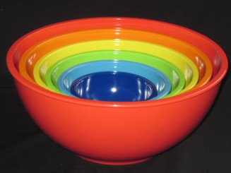 coloured bowls 3
