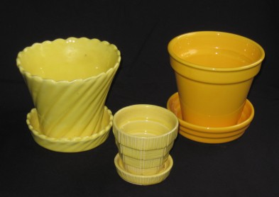 dansk pots, mccoy pot