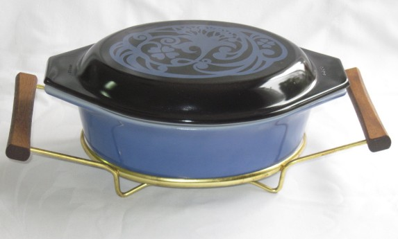 Pyrex midnight blue