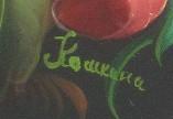 russian tray signature