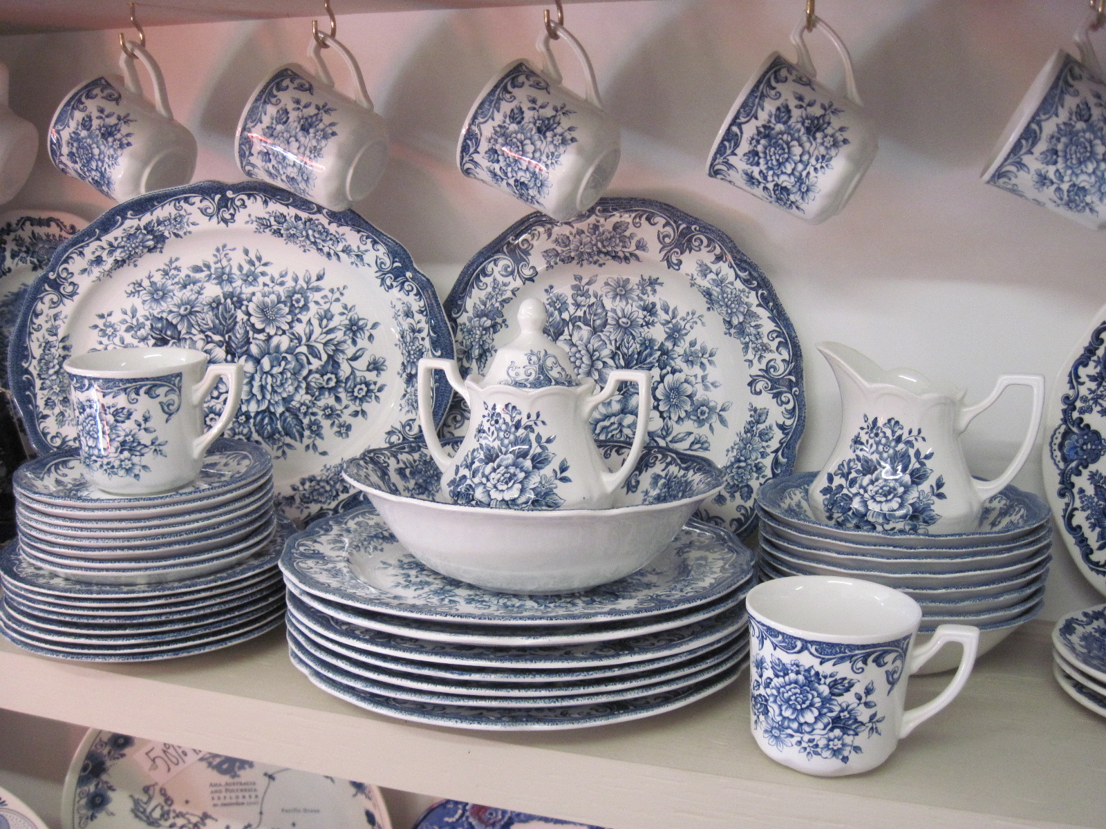J Amp G Meakin Avondale Royal Staffordshire Dishes